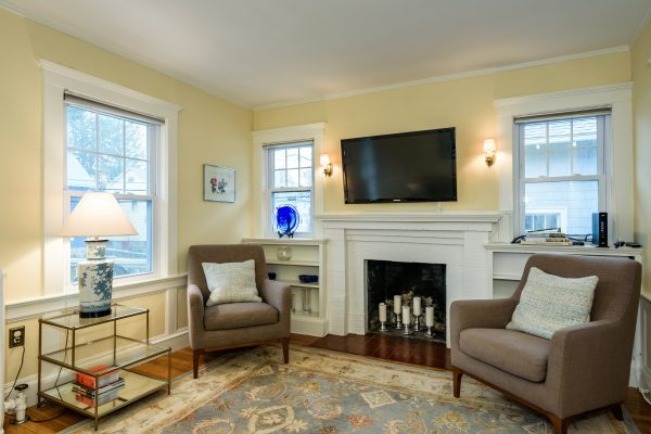 Classic Boston Colonial-style  West Roxbury Home!
