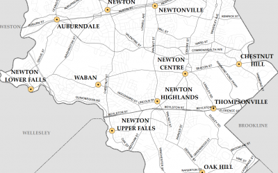 9 Places to Shop in Newton