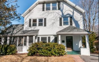 Sensational Single Family Home in the Heart of Newton Centre