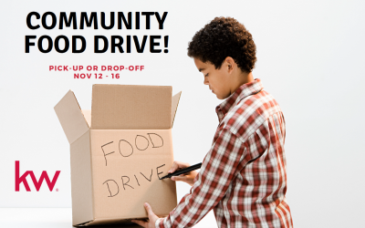 Community Food Drive for the Centre Street Food Pantry