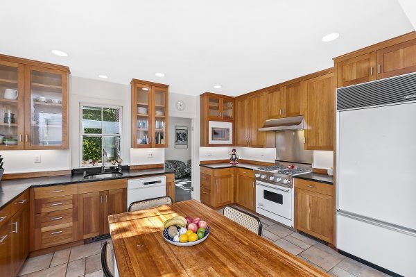 Updated Chef's Kitchen Perfect for Entertaining