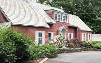 At Home in the Natural World? Don't Miss This Turn-of-the-Century Waban Home!