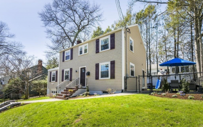 Come Home to West Roxbury – Sold by Janet