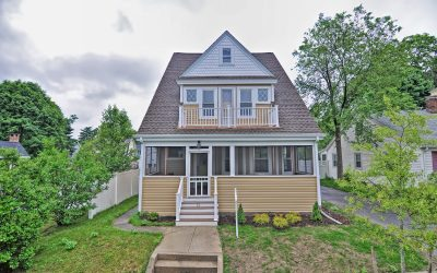 Best in Single Family Living in Vibrant West Roxbury