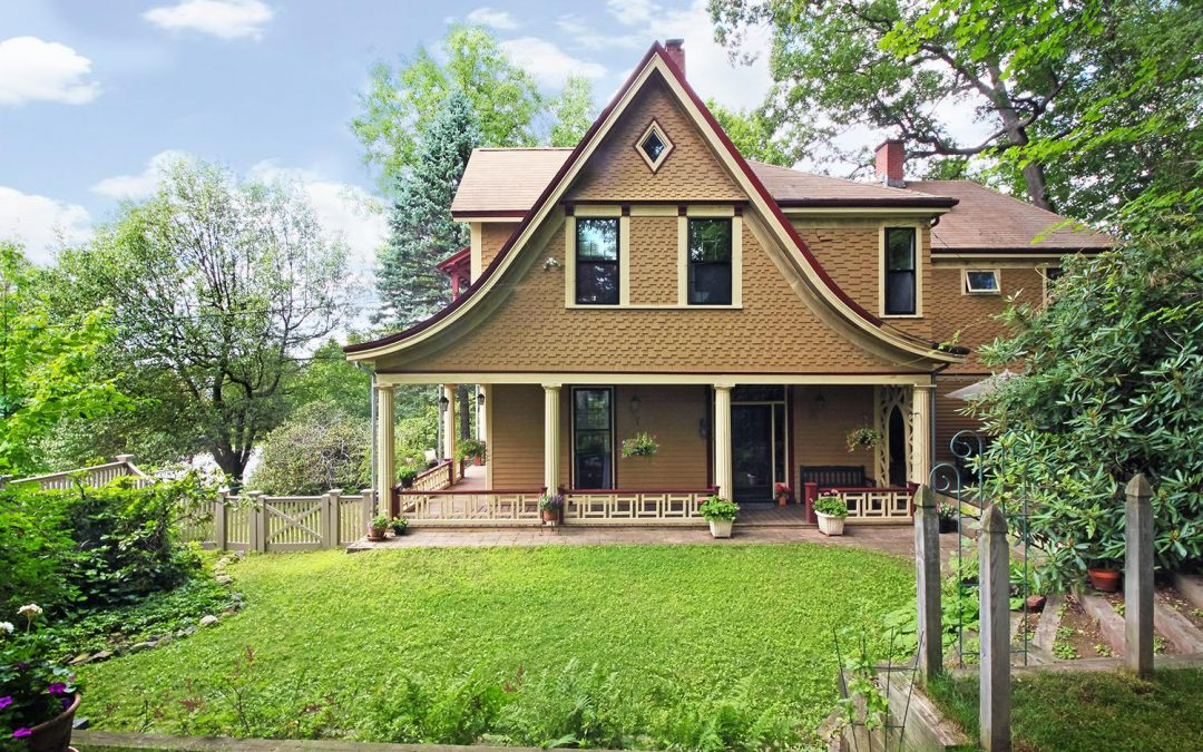A Remarkable Home with Historic Significance in Newton