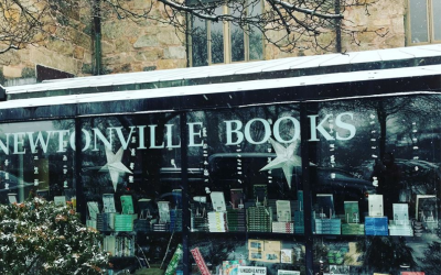 Newtonville Books: a Part of the Newton Community!