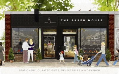 Step Back in Time at The Paper Mouse in West Newton