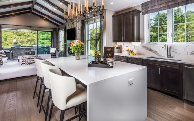 Stylish New Construction Homes with Luxury Amenities for 55+